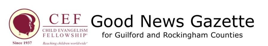 Good News Gazette header