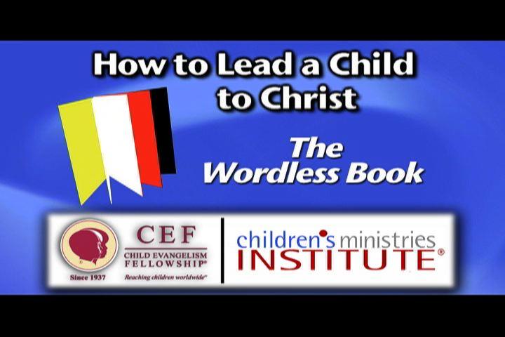 Wordless Book training video